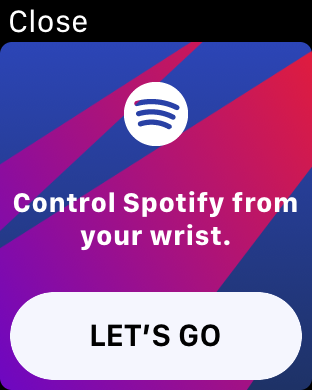 Spotify apple watch 4