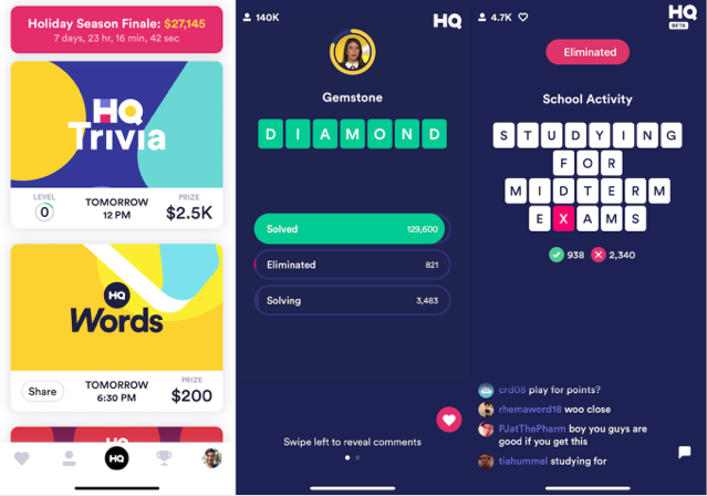 How to Play HQ Words