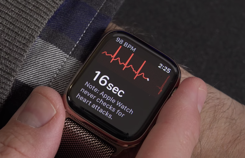 Apple Watch series 4 gets ECG app, detects irregular heart beats