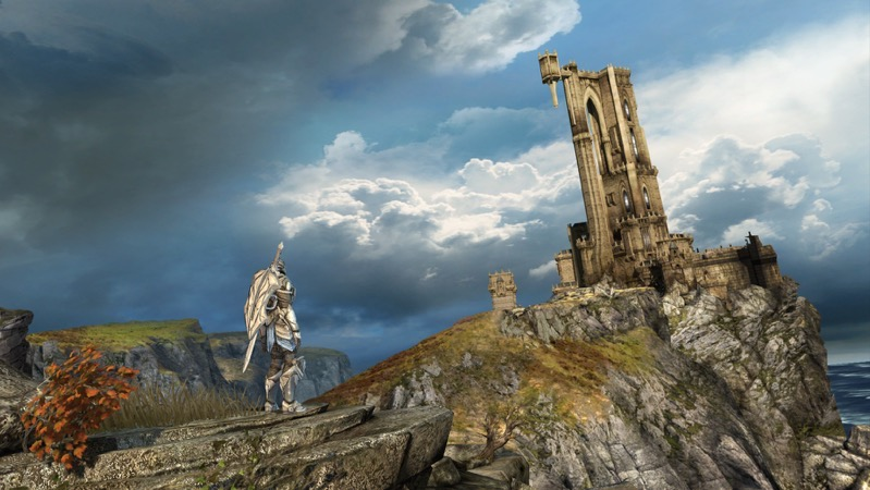 Epic Games has removed the Infinity Blade series from Apple's App Store