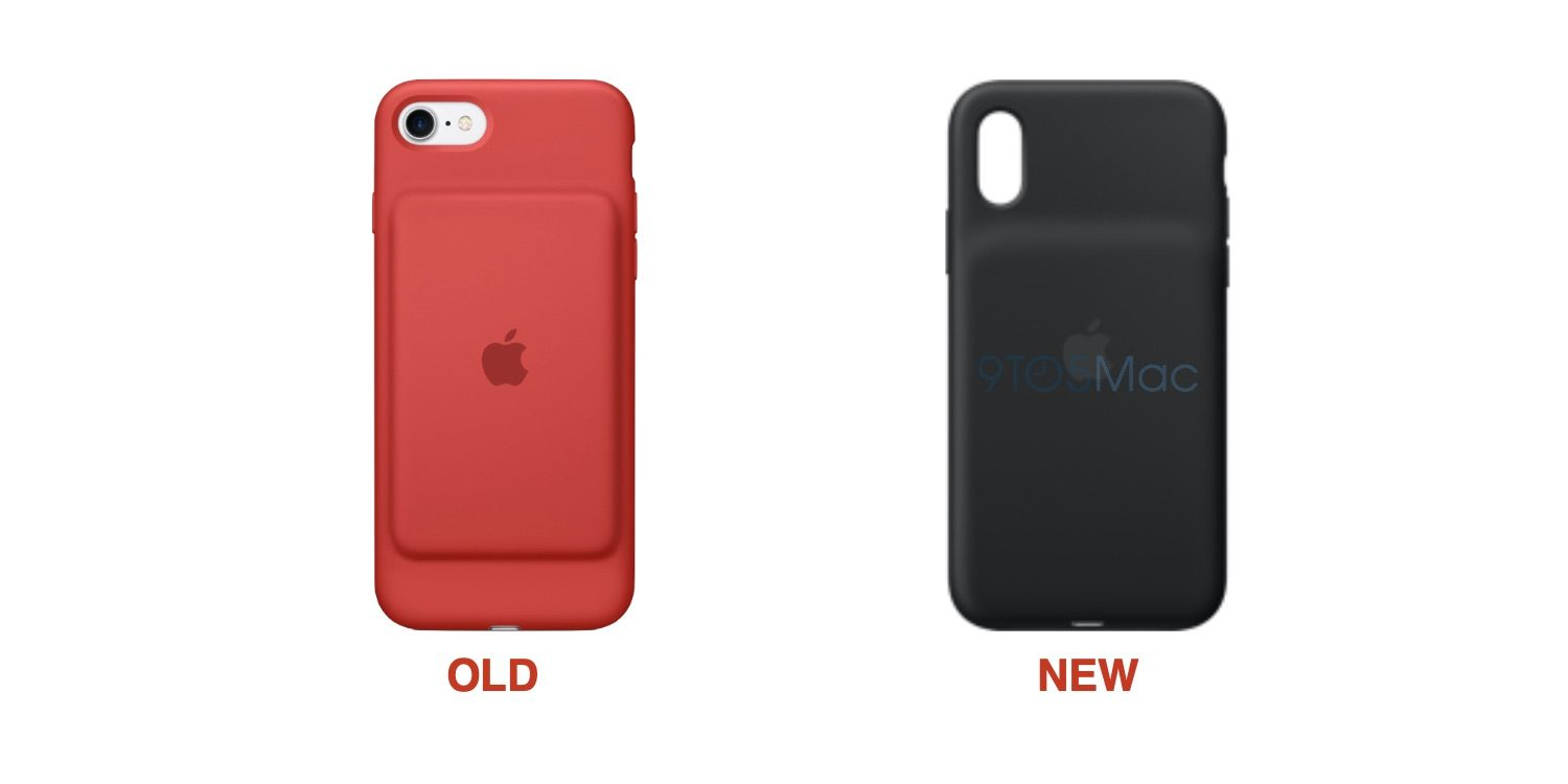 online store f8d75 6365b New Images Show Upcoming Smart Battery Case for 2018 iPhones ...