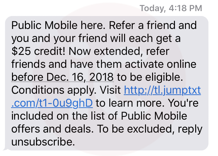 Public mobile refer friend promo extended