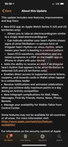 Apple releases ios 12. 1. 3, watchos 5. 1. 3, macos mojave 10. 14. 3.