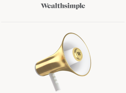 Wealthsimple winter promo