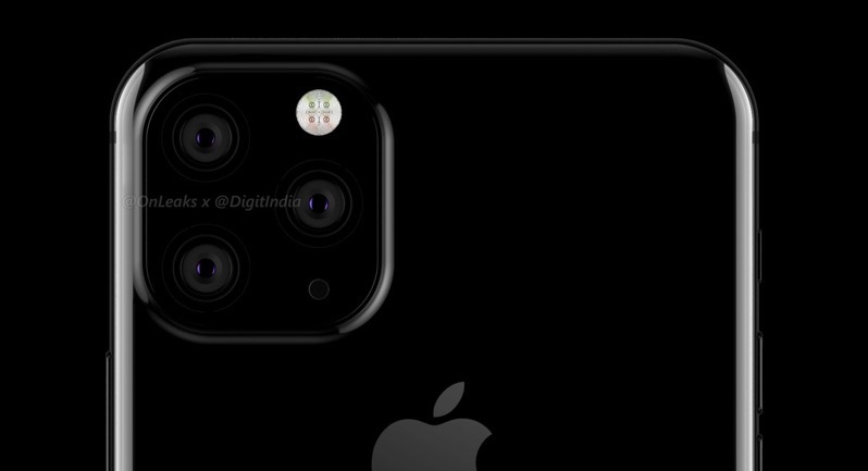 2019 iphone XI leak