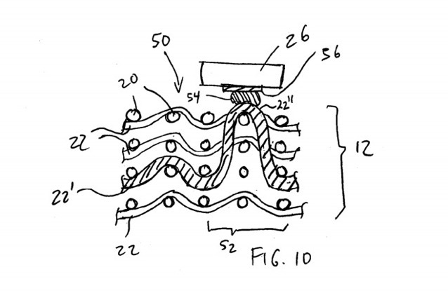 29219 46918 Apple Patent Application fabric l