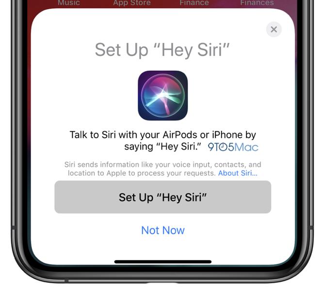 AirPods 2 Hey Siri1