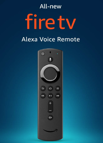 Alexa voice remote fire tv