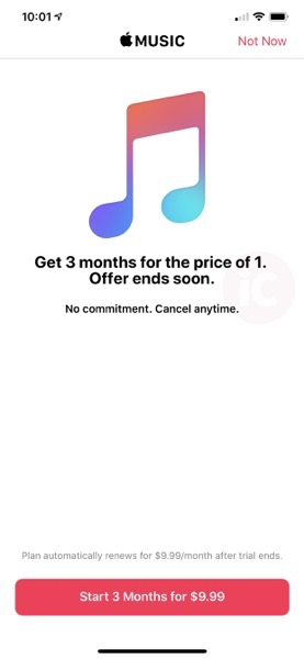 How to Get Apple Music Free Trial