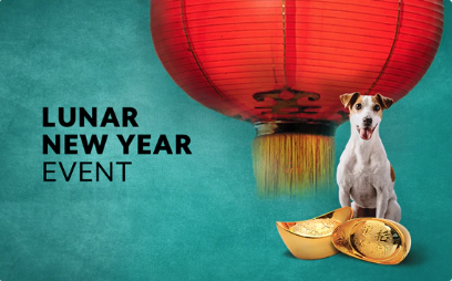 Fido lunar new year