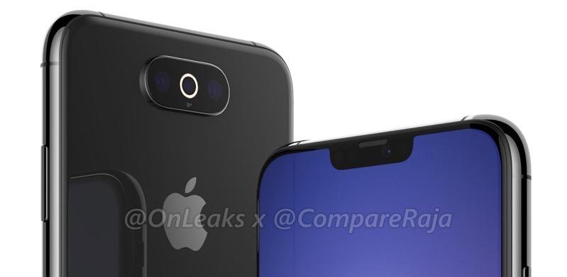 Iphone XI render leak