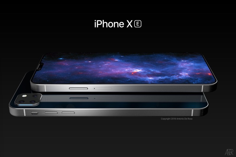 Iphone xe 1