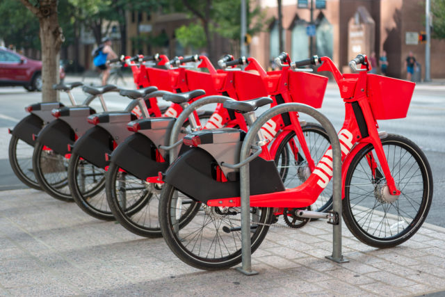 Uber Apparently Working on Autonomous Scooters and Bicycles