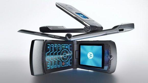 Motorola Razr Rumoured to Make a Comeback as a $1,500 Foldable Phone
