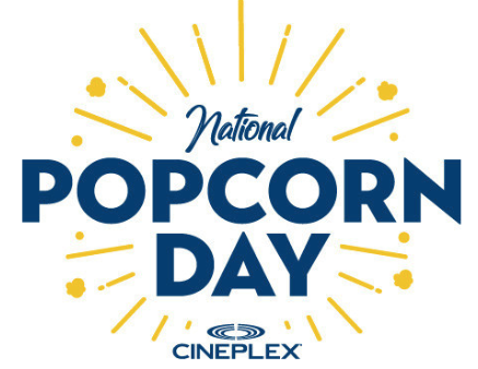 National popcorn day iic