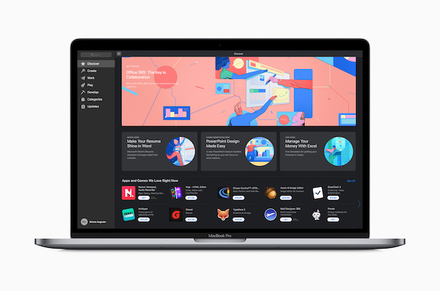 Microsoft Office 365 Now Available in the Mac App Store for the