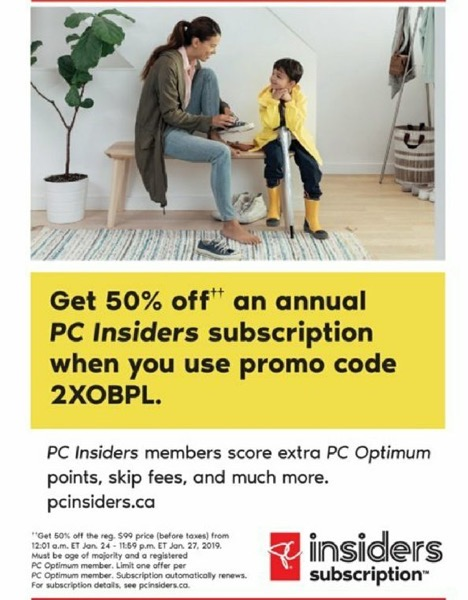 Pc insiders promo code
