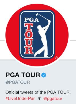 Pga tour twitter