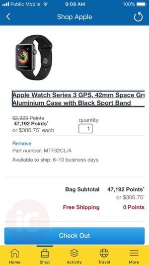 Rbc rewards apple watch 2