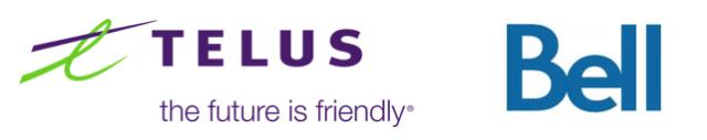 Telus bell logo