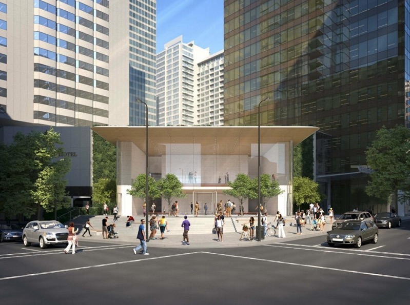 701 west georgia vancouver pacific centre rotunda 2019 1