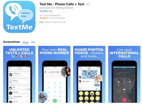 TextMe Text Me