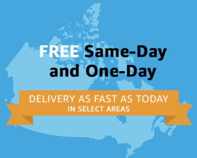Amazon Prime one day