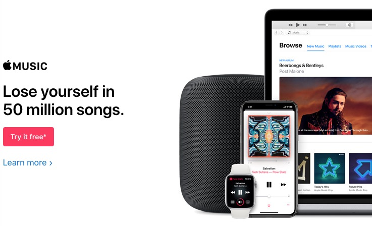 Changing Country in Apple Music Apparently Deletes Your
