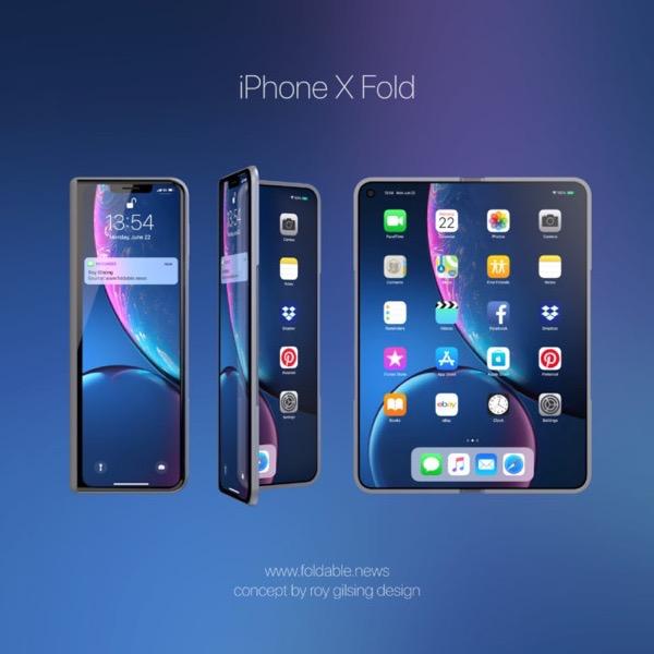 IPhone XFold 3 701x701