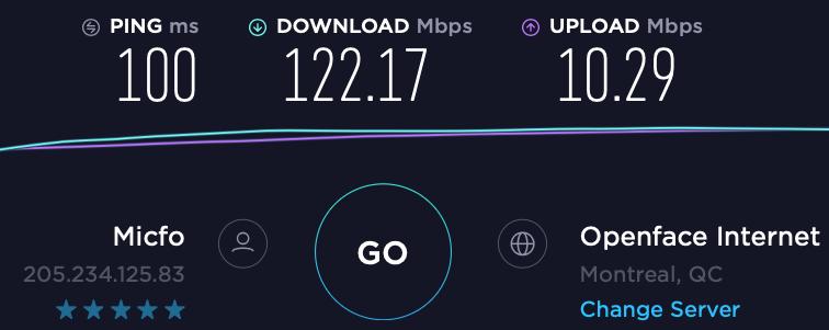 Purevpn speedtest stream