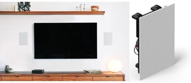 Sonos in wall
