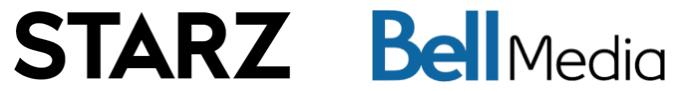 Starz bell media logo