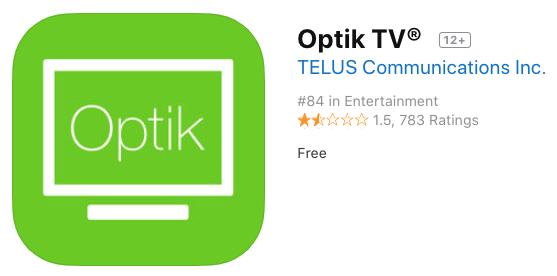 Telus optik tv itunes
