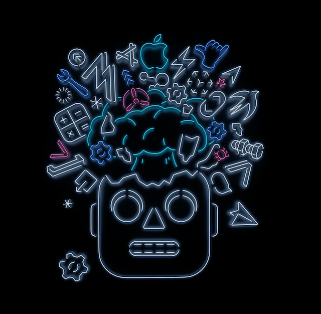 Download Free iPhone Wallpaper Made Out of WWDC 2019 Artwork