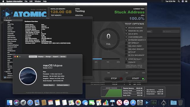 OWC128GBRAM 1