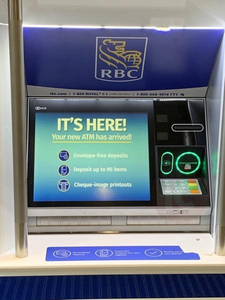 RBC NFC ATM