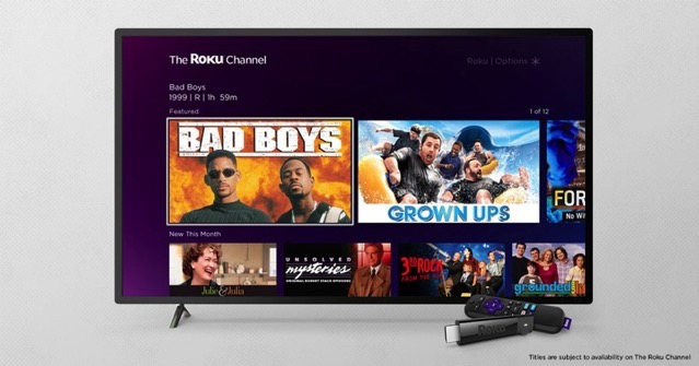 The Roku Channel Canada