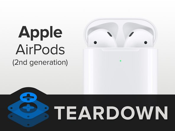 Airpods 2 teardown