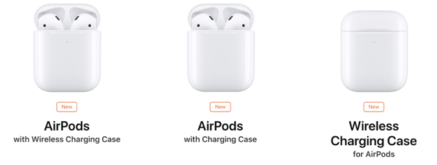 Apple AirPods 2 vs AirPods: What's New? [LIST] | iPhone in