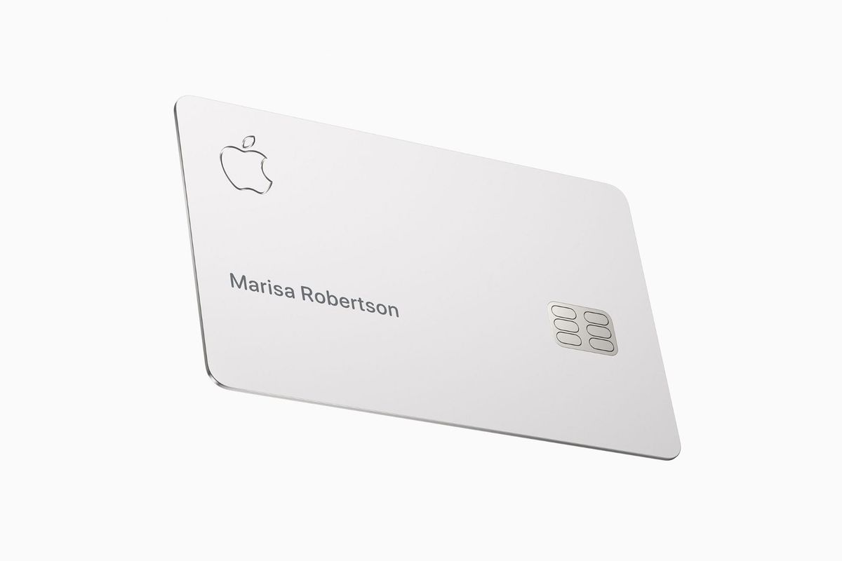 How to Clean Your Titanium Apple Card, According to Apple