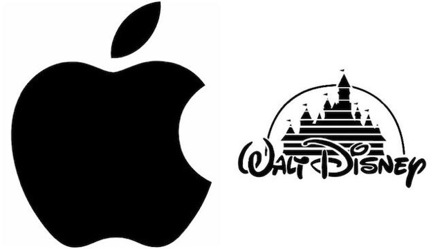 Apple disney