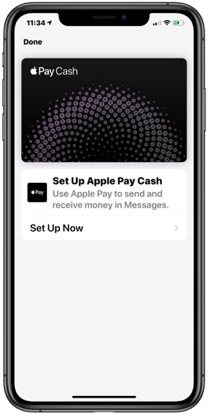 Apple pay cash wallet 2