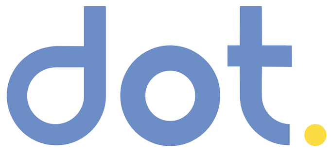 Dot wireless logo