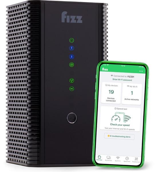 Fizz mobile modem