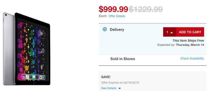 Ipad pro 12 9 sale