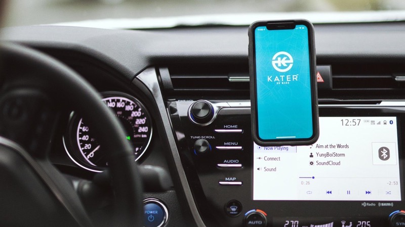 Can local ride-hailing app Kater compete with Uber and Lyft?