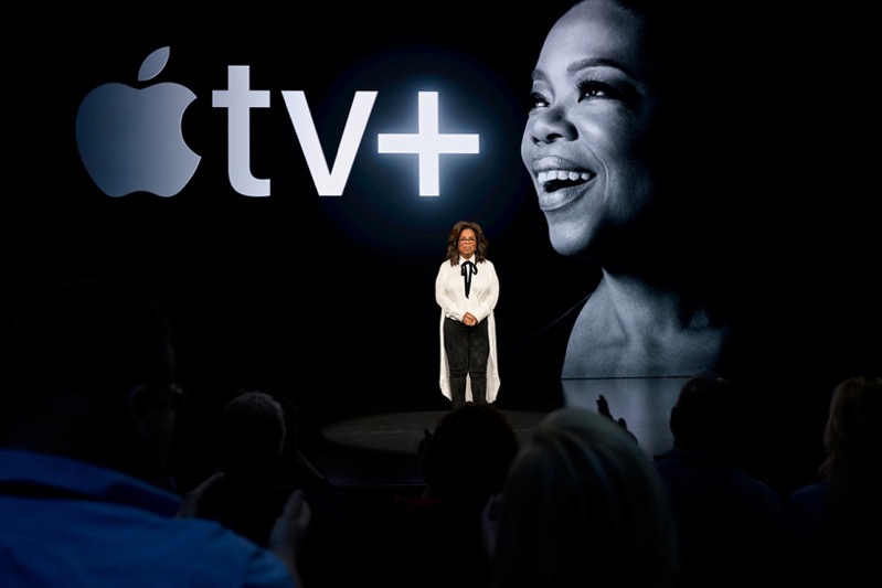 Oprah march keynote