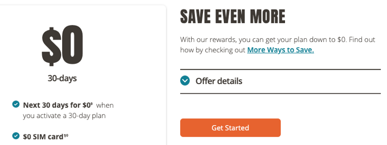 Public mobile 30 days free weekend