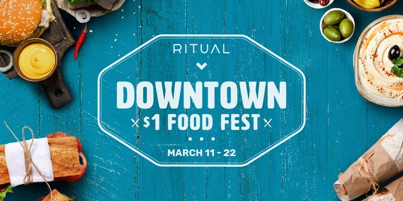 Ritual downtown food fest