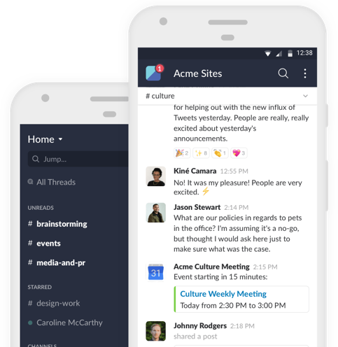 Slack dark mode is now available to everyone
